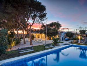 mimar villa altea, Vily  Altea - big - 9