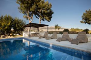 mimar villa altea, Vily  Altea - big - 5