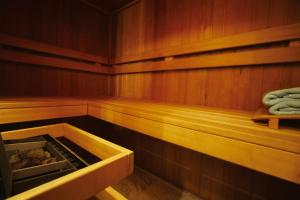 Suite with Sauna