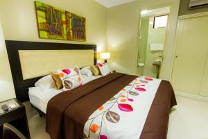 Deluxe Double Room with Large Double Bed