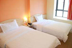 7Days Inn Chongqing fuling South Gate Mountain Pedestrian Street, Hotely  Fuling - big - 20