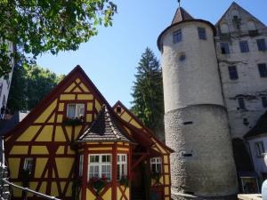 Pension Ins Fischernetz, Guest houses  Meersburg - big - 18