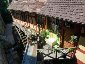 Pension Ins Fischernetz, Guest houses  Meersburg - big - 21
