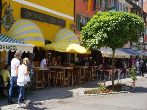 Pension Ins Fischernetz, Guest houses  Meersburg - big - 23