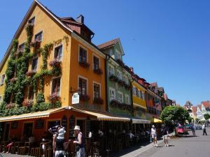 Pension Ins Fischernetz, Guest houses  Meersburg - big - 20