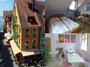 Pension Ins Fischernetz, Guest houses  Meersburg - big - 33
