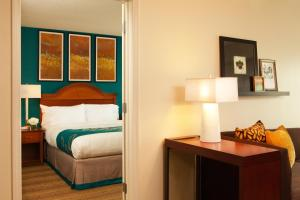 Two-Bedroom Larger Suite - 1 King Bedroom and 1 Queen Bedroom with Sofa Bed