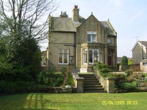 The Manor Guest House in Haworth, West Yorkshire, England