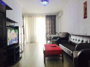 Buissnes Center 7, Apartmány  Tbilisi City - big - 21