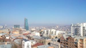 Apartment Chavchavadze 29A, Apartmány  Tbilisi City - big - 5