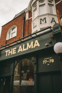 The Alma in London, Greater London, England