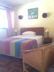 Double Room with Shared Bathroom and Sea View