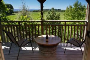 Margrain Vineyard Villas, Отели  Martinborough  - big - 28