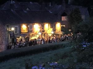 Plume of Feathers in Blagdon, Somerset, England