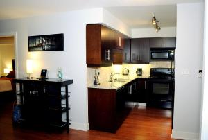 JJ Furnished Apartments Downtown Toronto: Entertainment District Element, Appartamenti  Toronto - big - 3