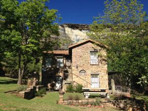 The French Cottage, Pensionen  Clarens - big - 6