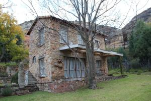 The French Cottage, Pensionen  Clarens - big - 1