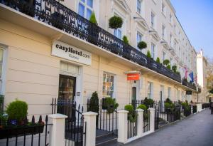 easyHotel Victoria in London, Greater London, England