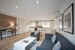 Apple Apartments Limehouse in London, Greater London, England