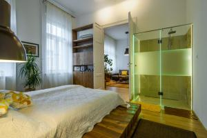 Amber Pearl Apartment, Apartments  Budapest - big - 36