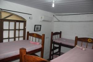 Bed in 6-Bed male Dormitory Room with Air-Conditioning