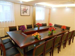 Greentree Inn Beijing Miyun Xinzhong Street Business Hotel, Hotely  Miyun - big - 15