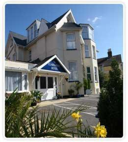 The Claremont B&B in Bournemouth, Dorset, England