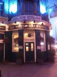 The White Hart Hotel in London, Greater London, England