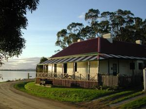 Photo of Norfolk Bay Convict Station