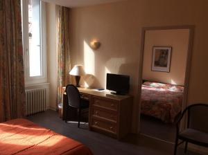 Hôtel Bristol, Hotely  Carcassonne - big - 51