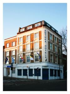 Anthea Makedonia: hotels London - Pensionhotel - Hotels