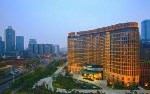 Photo of Renaissance Nanjing Olympic Centre Hotel, A Marriott Luxury & Lifestyle Hotel
