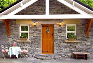 The Homestead Lodge in Windermere, Cumbria, England