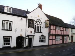The Old Cock Inn in Droitwich, Worcestershire, England