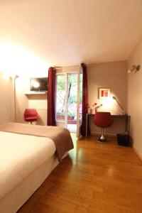 Chambres d'Hôtes d'Endoume, Bed and breakfasts  Marseille - big - 37