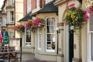 The Avenue Hotel in Grantham, Lincolnshire, England