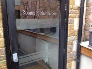 Rooms @ Number Six, Apartmanok  Oakham - big - 37