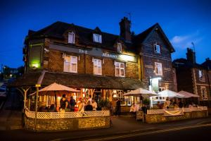 The Albany Pub & Dining rooms in Guildford, Surrey, England