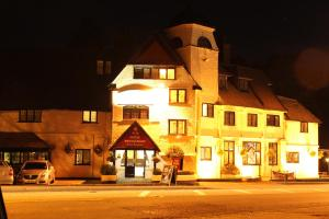 The Devil's Punchbowl Hotel in Hindhead, Surrey, England