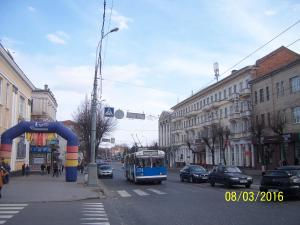 Gostevoy Apartment, Affittacamere  Vinnytsya - big - 102