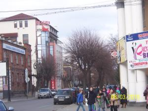 Gostevoy Apartment, Affittacamere  Vinnytsya - big - 99