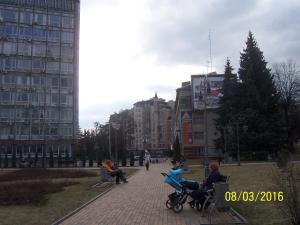 Gostevoy Apartment, Affittacamere  Vinnytsya - big - 98