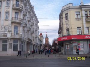 Gostevoy Apartment, Affittacamere  Vinnytsya - big - 97