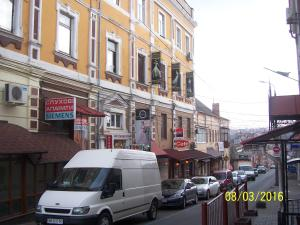 Gostevoy Apartment, Affittacamere  Vinnytsya - big - 88