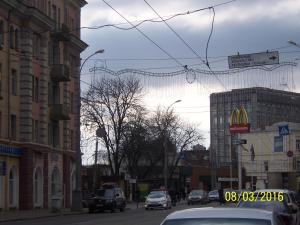 Gostevoy Apartment, Affittacamere  Vinnytsya - big - 82