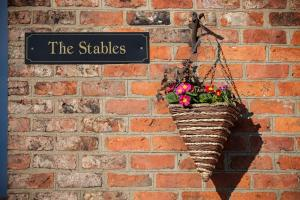 Skipbridge Farm Cottages in Green Hammerton, North Yorkshire, England