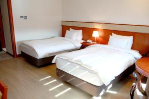 Crown Hotel, Hotels  Changwon - big - 4