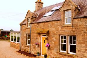 Kersmains Cottage in Kelso, Borders, Scotland