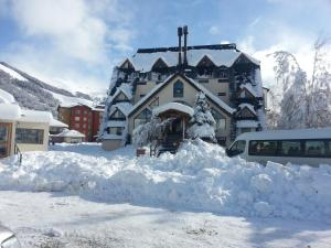 Village Catedral Hotel & Spa, Aparthotels  San Carlos de Bariloche - big - 47