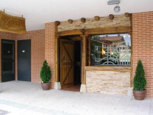 Hostal Xaloa Orio, Pensionen  Orio - big - 1